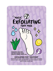 W7 Magic Exfoliating Foot Mask