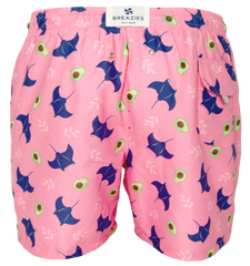 Mantas elasticated swimming shorts