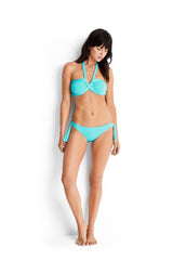 Seafolly loop tie side hipster