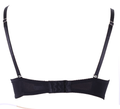 2 pack - hidden underwire balconette bra