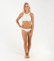 Roxy Pencil line Surfer Bikini Bottom