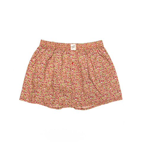 Mini Floral Boxer/Sleep Shorts