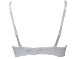 2 Pack Black and White Padded T shirt Bra