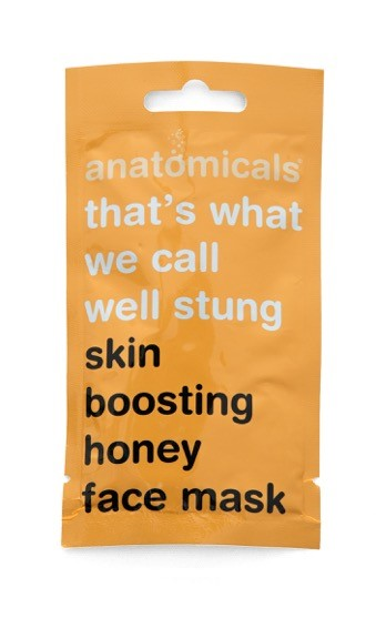 Anatomicals That's what we can Well Stung Face Mask