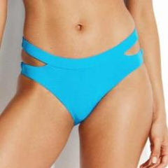 Active split band hipster bikini bottom
