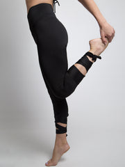 AZMI Black Dance Legging