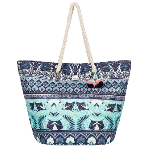 Roxy Sunseeker Straw Beach Tote bag