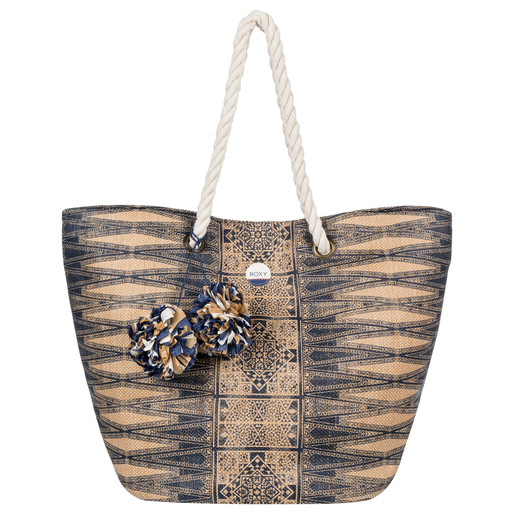 Roxy Sunseeker Straw beach bag