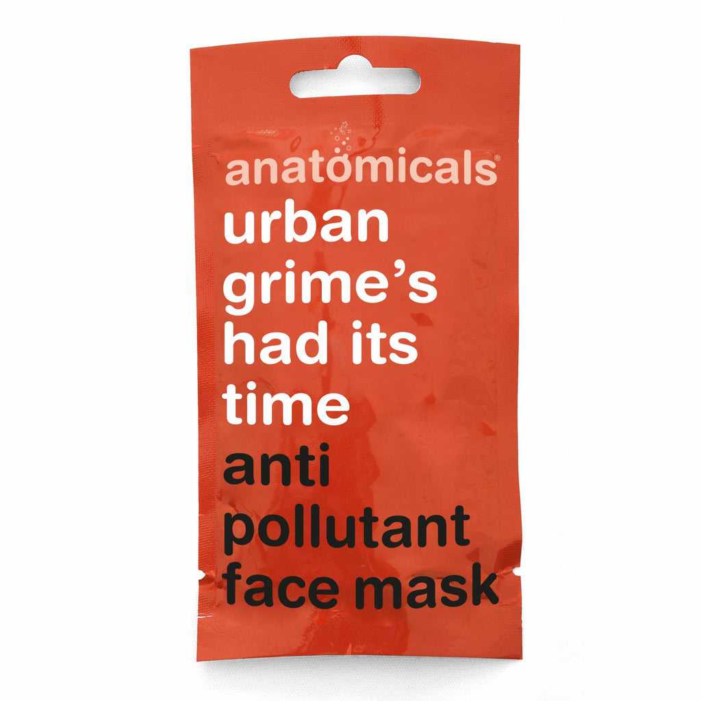 Anatomicals Urban Grime Face Mask
