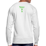2020RBTEE - GREEN13THHOUR Long Sleeve T-Shirt - white