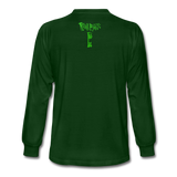 2020RBTEE - GREEN13THHOUR Long Sleeve T-Shirt - forest green