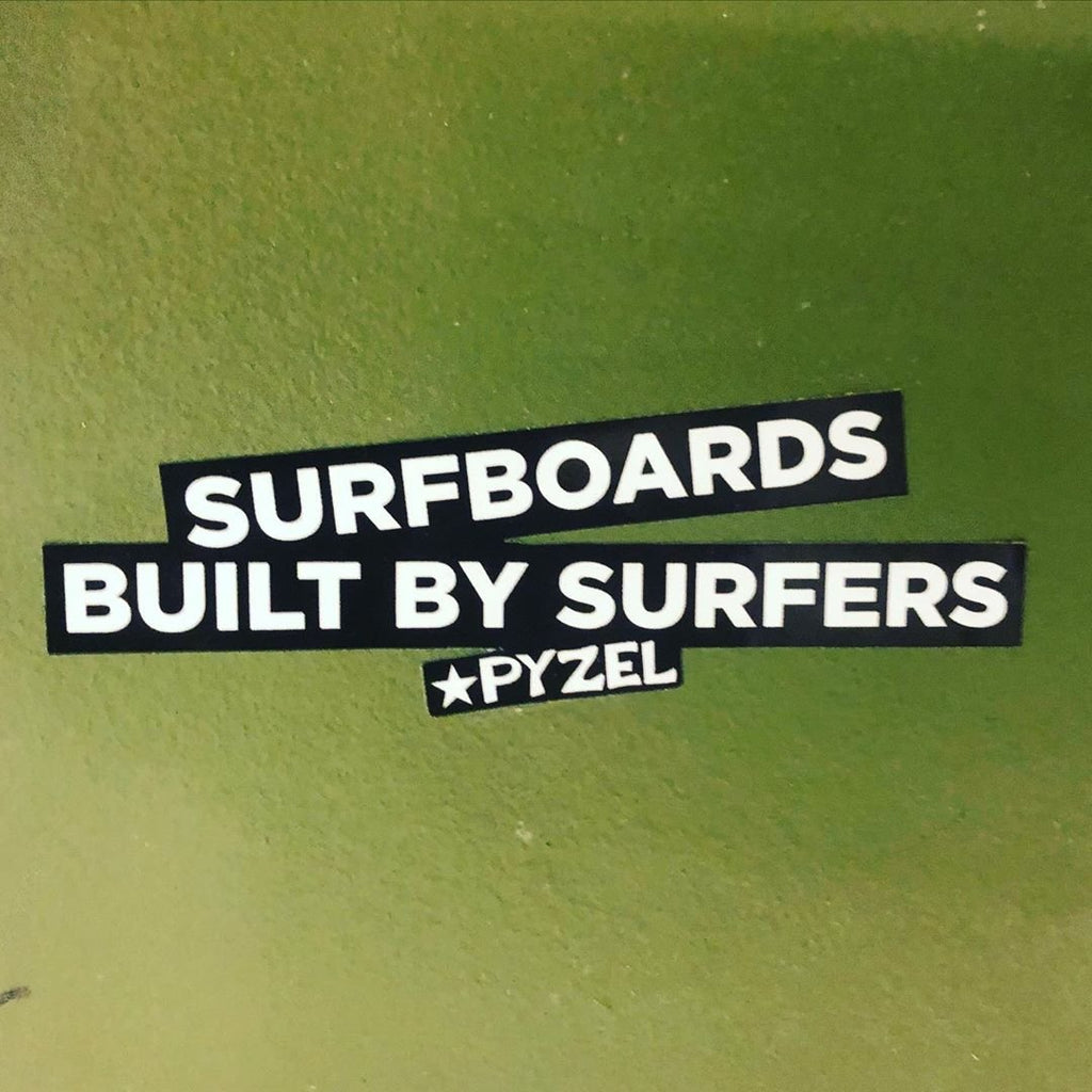 SURFBOARDS BY PYZEL