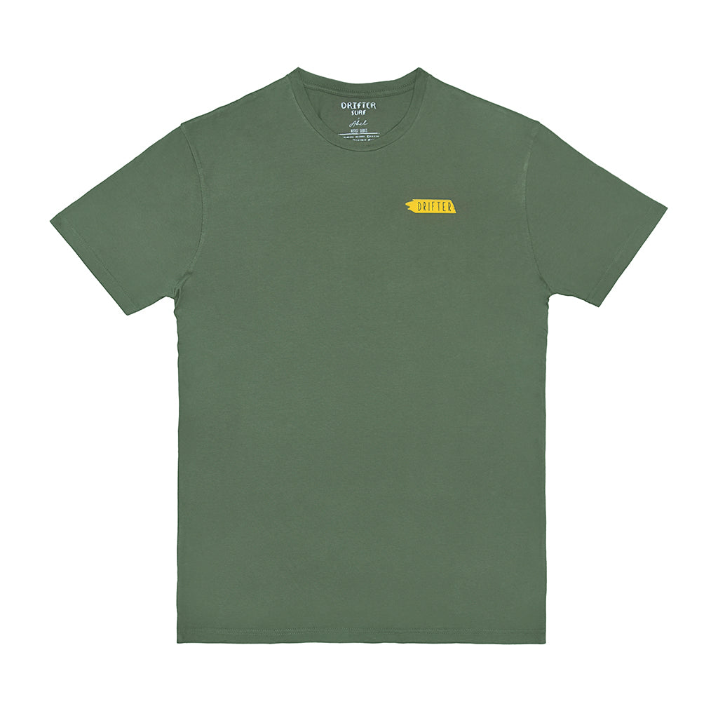 YELLOW SUN T-SHIRT