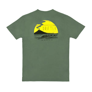 MEN'S YELLOW SUN T-SHIRT