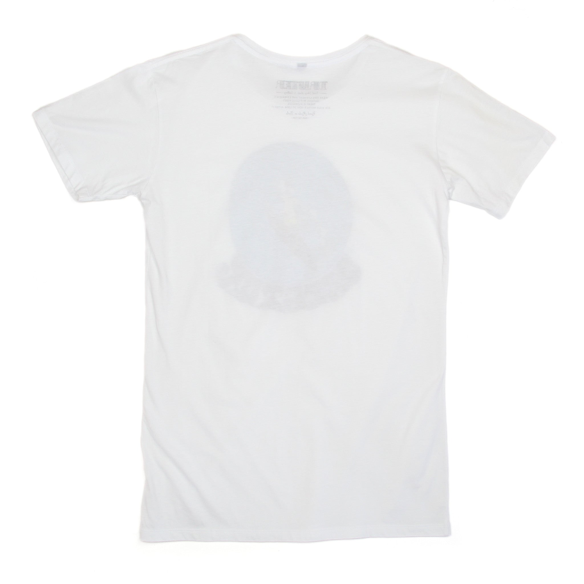 Mens Drifting Guru White Tee