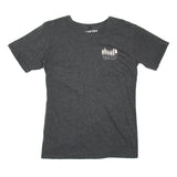 Mens Board Guru Black Tee