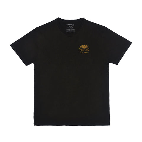 CROWN LOGO BLACK