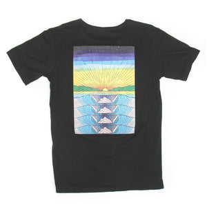 MEN'S ROLLING WAVE T-SHIRT