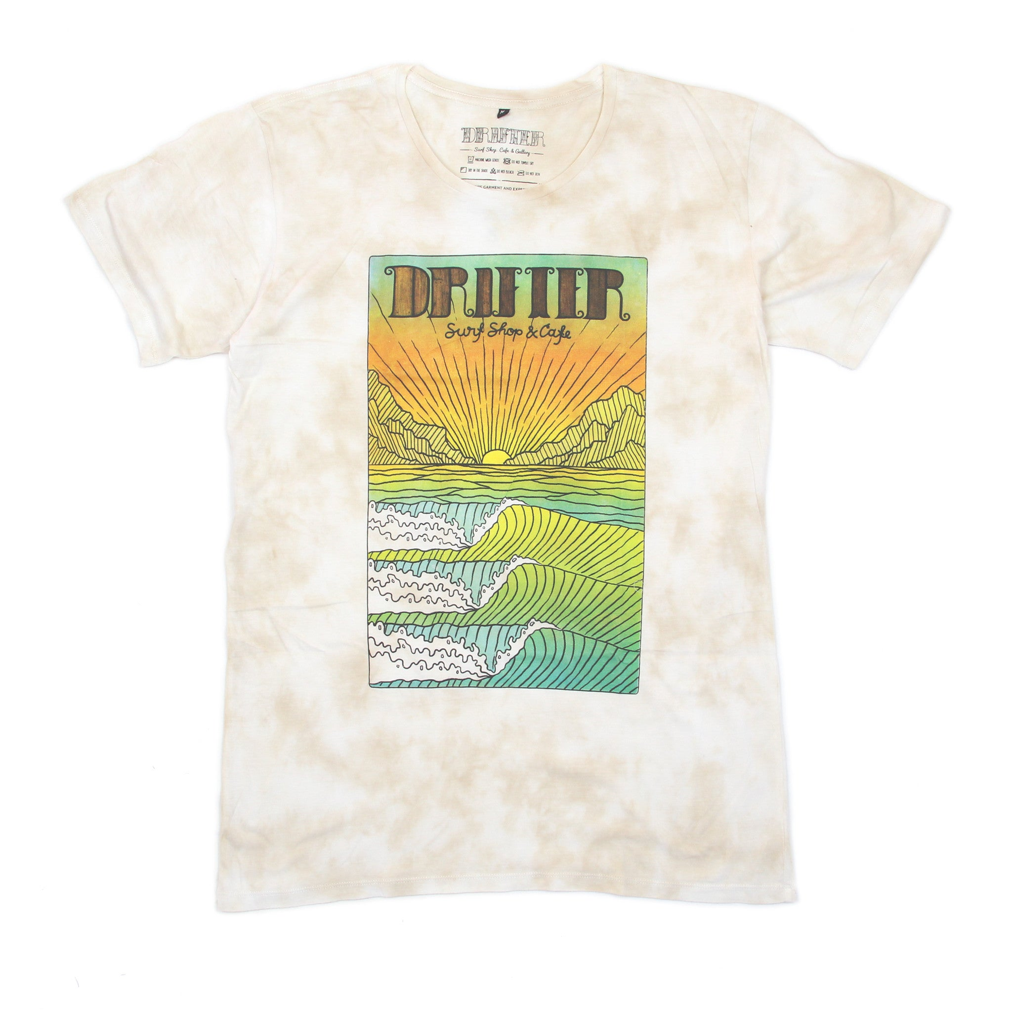 DRIFTER WAVE T-SHIRT