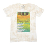 Mens Drifter Cafe Wave Tee - Tea Stain