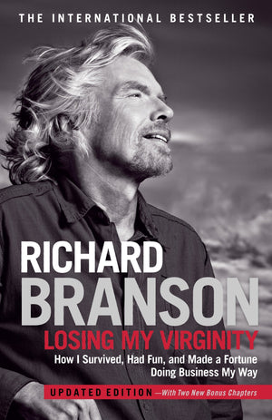 Losing My Virginity | Richard Branson
