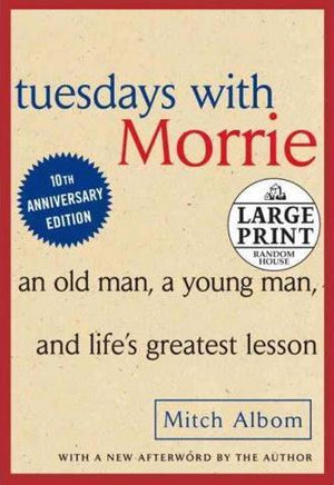 Tuesdays with Morrie | Mitch Albom
