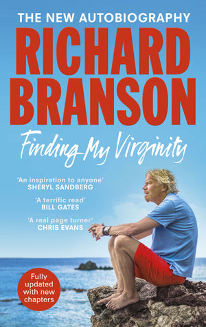 Finding My Virginity | Richard Branson