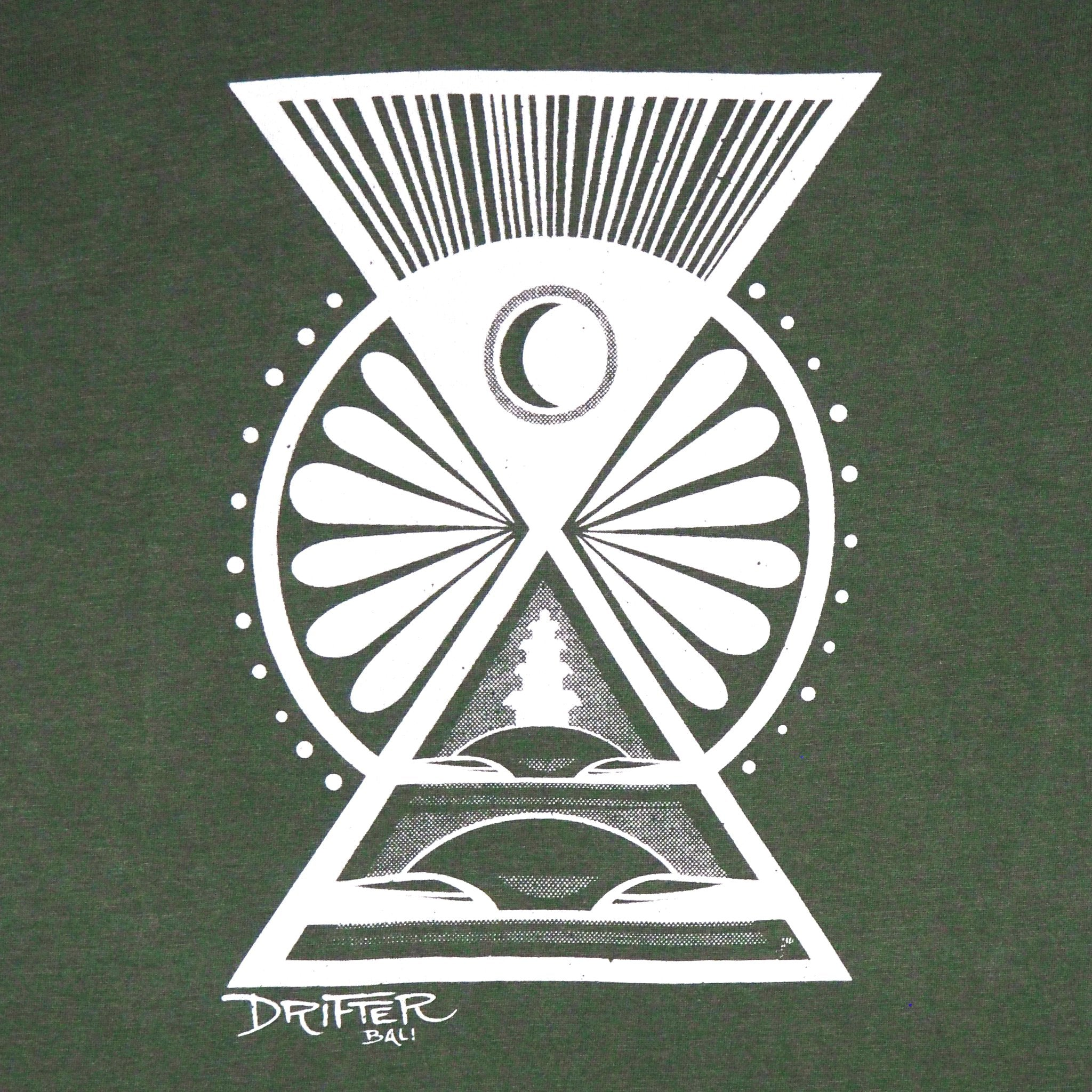KIDS' MOON TEMPLE T-SHIRT