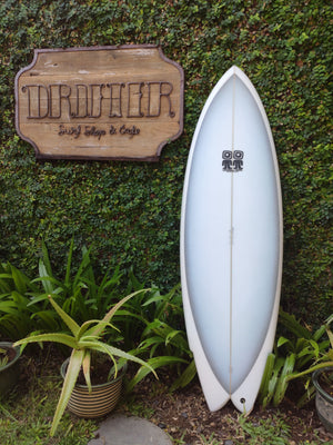 "Campbell Brothers | Octafish 5'9"" Bonzer #247148"