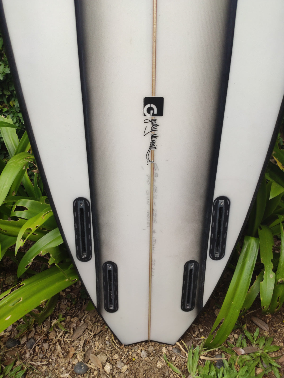 "Gary Mcneill Concepts | Entity Model 6'8"" Quad #15441"
