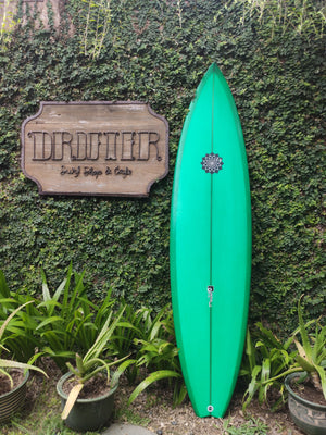 "Gary Mcneill Concepts | Pip Gun Model 6'10"" Quad #15504"