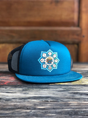 LOTUS LAND TRUCKER CAP