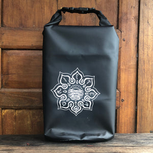10L DRIFTER DRY BAG | LOTUS LAND PRINT