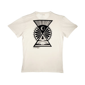 MEN'S MOON TEMPLE T-SHIRT