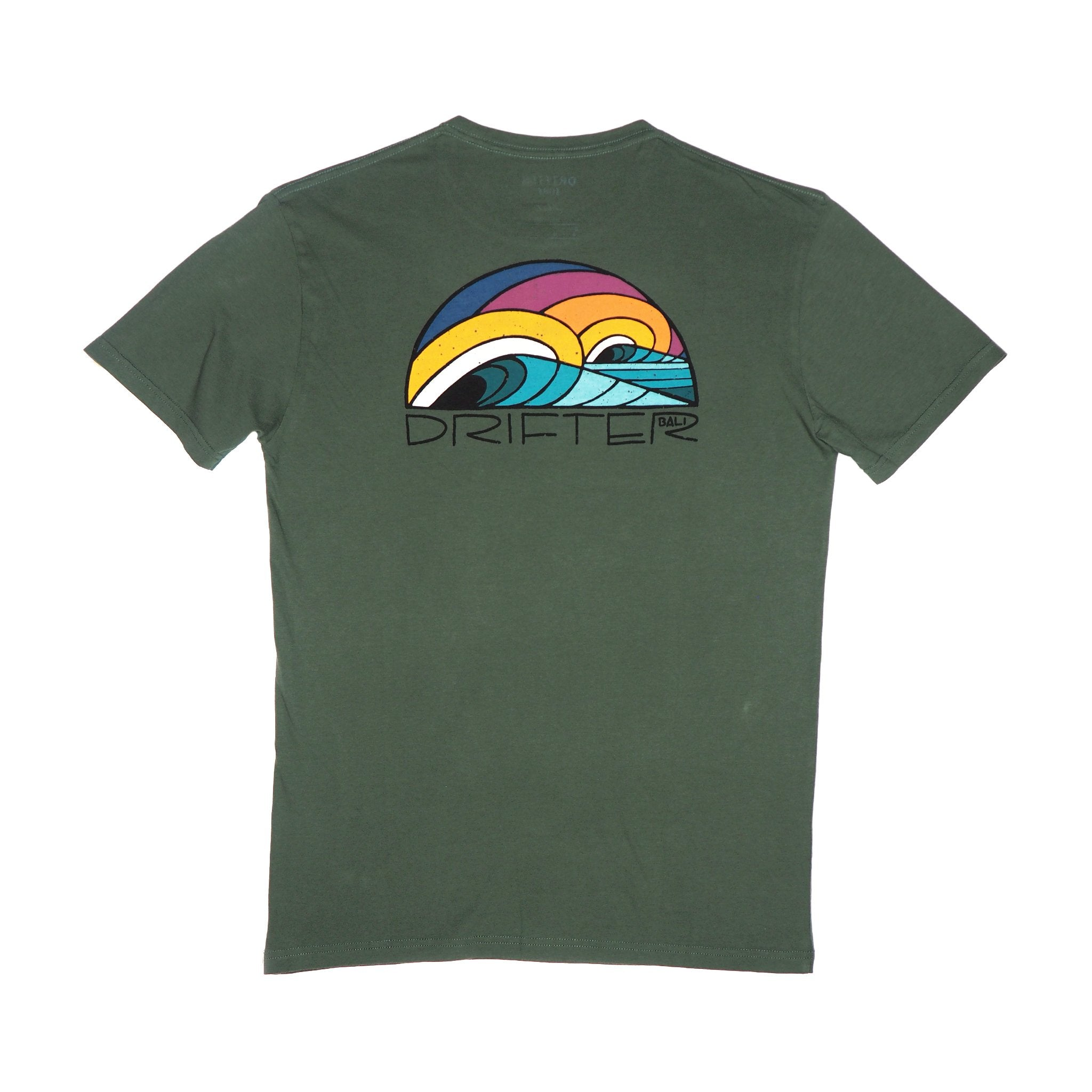 SUNSET WAVES T-SHIRT