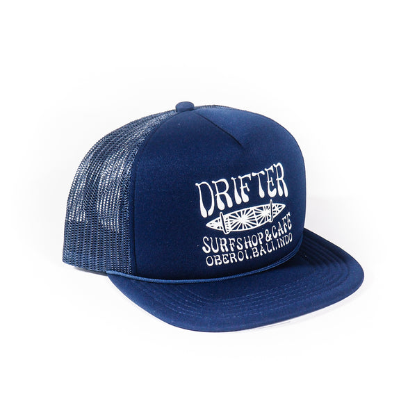 DRIFTER BOARD GURU RACK TRUCKER HAT
