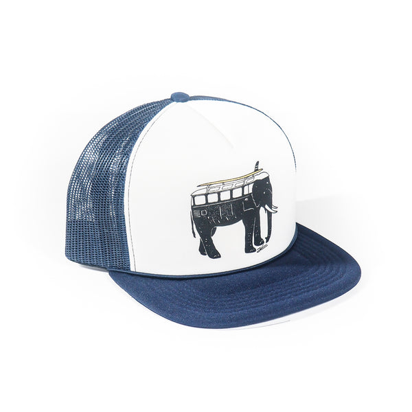 DRIFTER ELEPHANT MOBILE TRUCKER HAT
