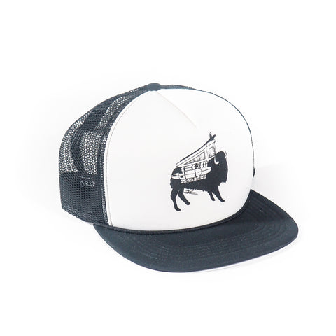 DRIFTER BUFALLO MOBILE TRUCKER HAT