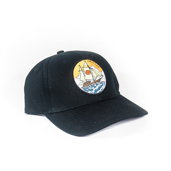 DRIFTER PIRATE SHIP SNAPBACK HAT