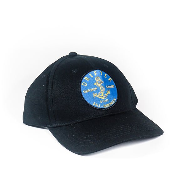 DRIFTER ANCHOR SNAPBACK HAT