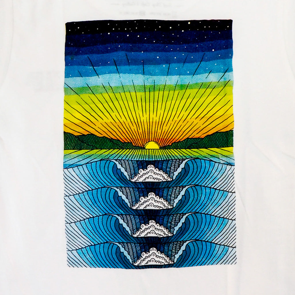 KIDS' ROLLING WAVE T-SHIRT