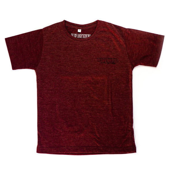 BOYS ROLLING WAVE POCKET RED RUSTY