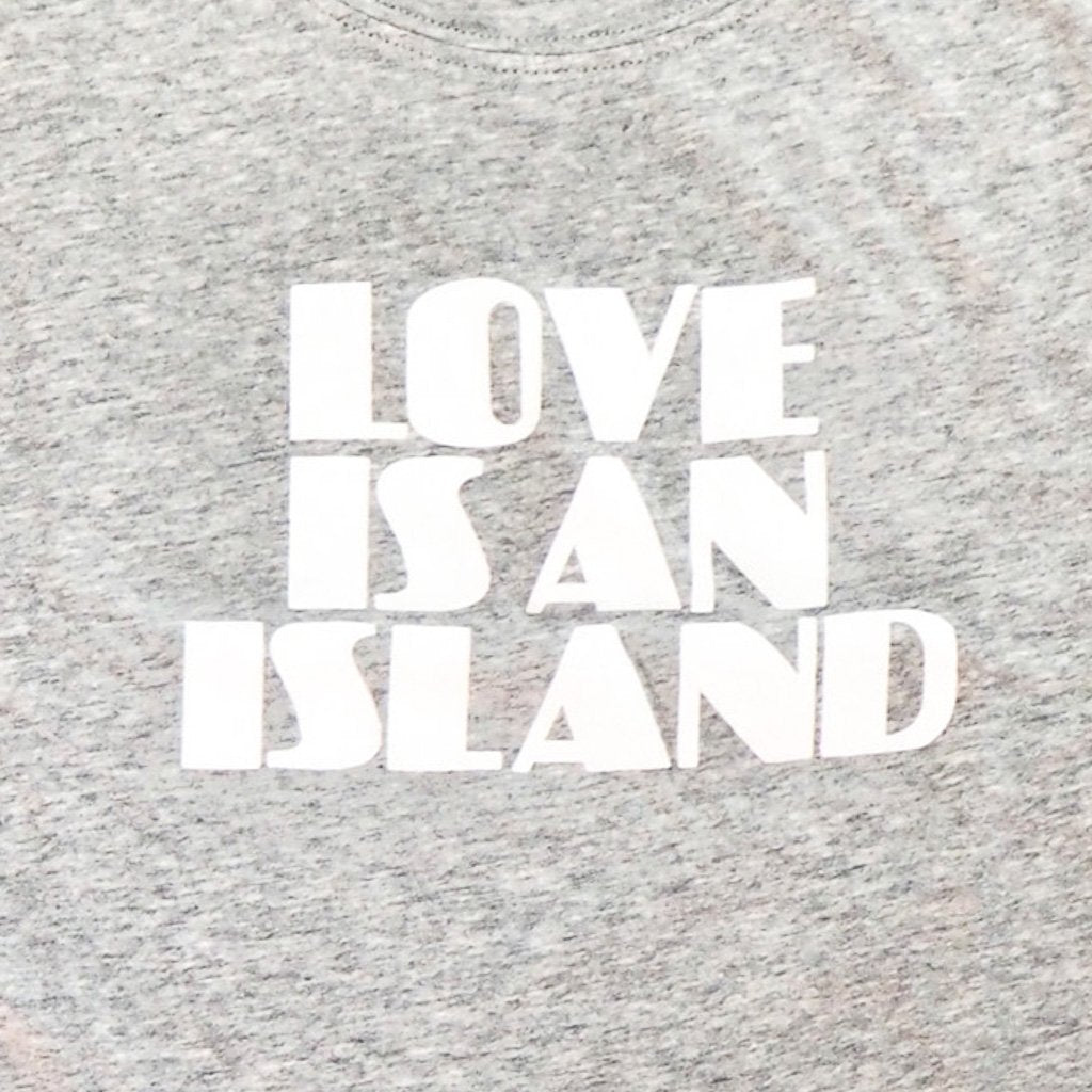 Kids' Love is an Island Tee