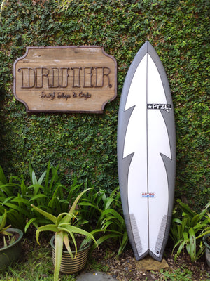 "Pyzel Surfboards | Astro Pop Model 6'2"" 5-Fin #18316"