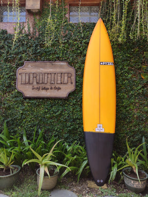 "Pyzel Surfboards | Padillac Model 8'4"" Quad #18640"