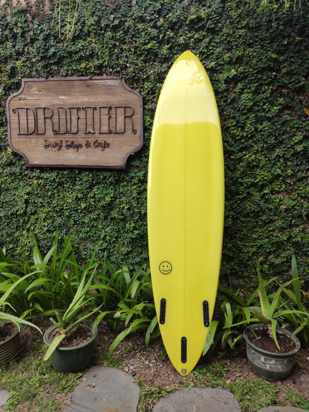"Rob Machado Surfboards | Drifter Model 6'9"" Thruster"