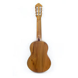 Teak Wood Travel Guitar