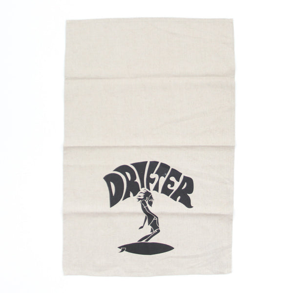 DRIFTING SOLO TEA TOWEL