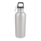 Guru Water Bottle Silver