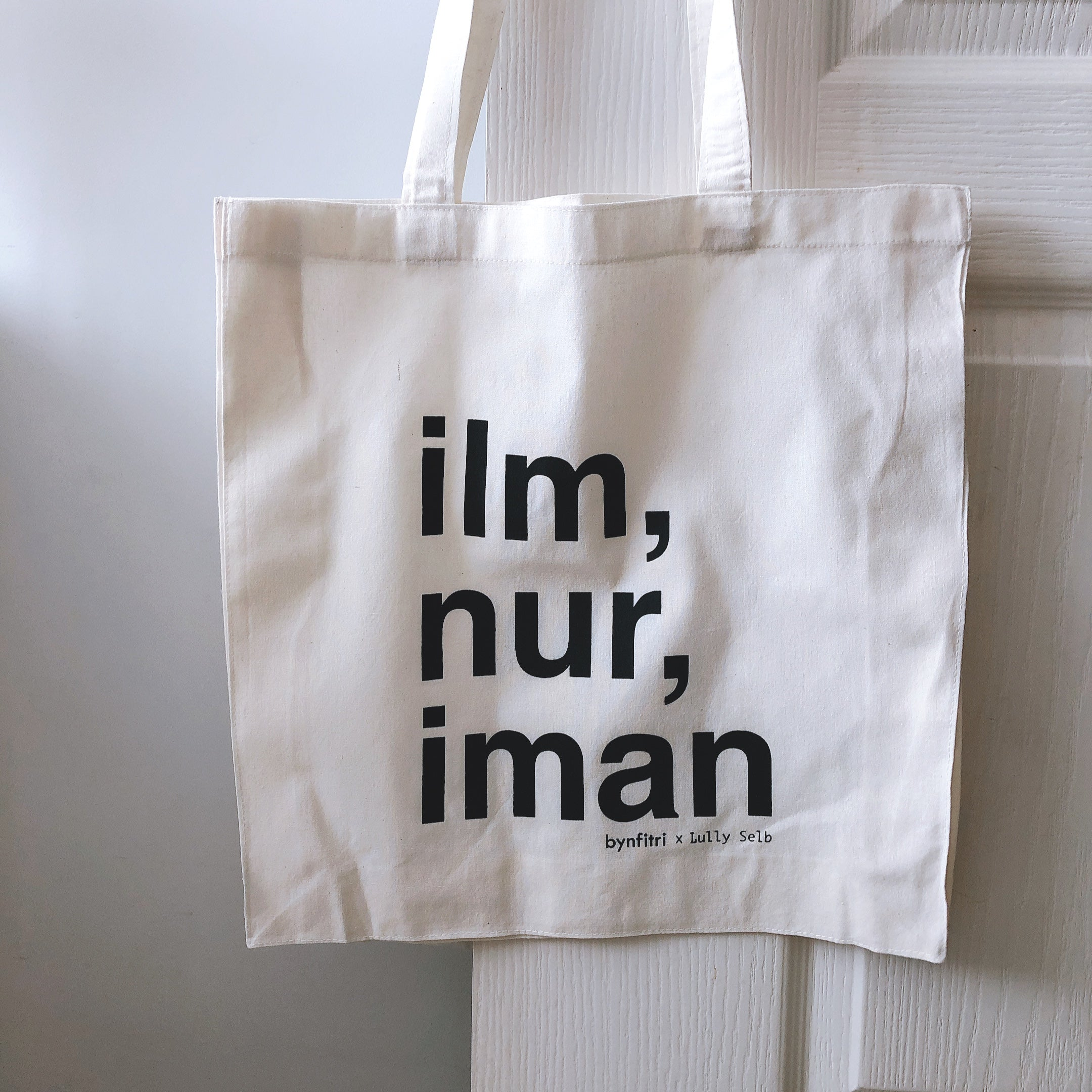 Bynfitri x LullySelb Exclusive Tote Bag